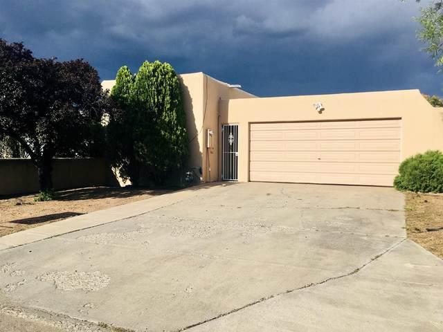 1095 Camino Vista Aurora, Santa Fe, NM 87507 (MLS #202103322) :: Summit Group Real Estate Professionals