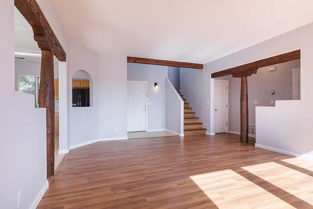 6766 Camino Rojo, Santa Fe, NM 87507 (MLS #202103612) :: Berkshire Hathaway HomeServices Santa Fe Real Estate