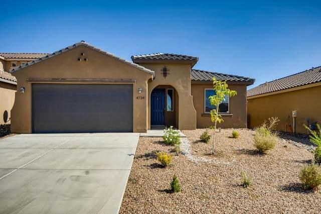 4734 Viento Del Norte, Santa Fe, NM 87507 (MLS #202104048) :: Summit Group Real Estate Professionals