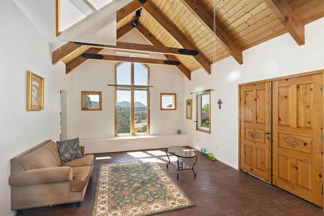 1211 Vista Verde Court, Santa Fe, NM 87501 (MLS #202104146) :: The Very Best of Santa Fe