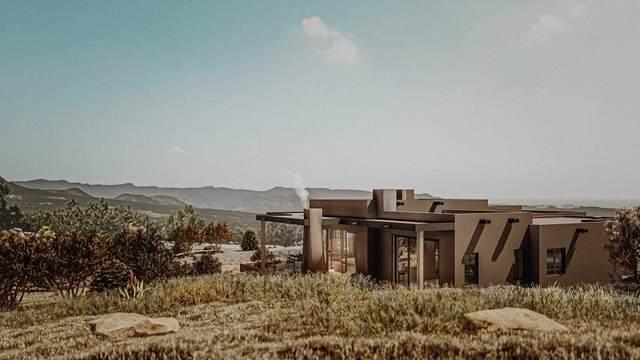 2 Silver Mesa Plaza (Silver Mesa, Lot 12), Santa Fe, NM 87506 (MLS #202104448) :: Neil Lyon Group | Sotheby's International Realty