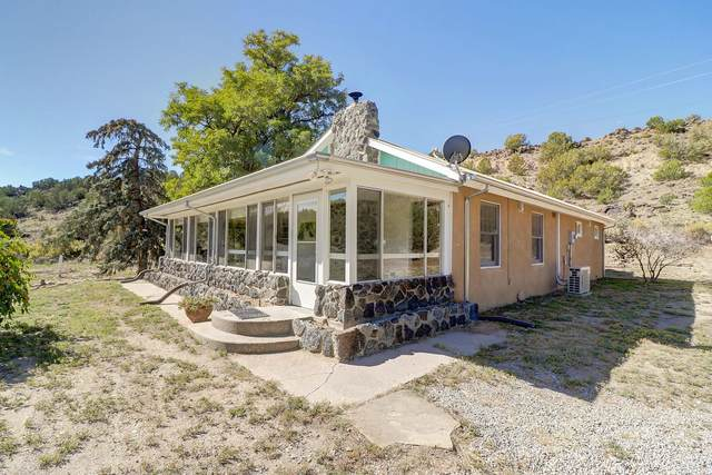 675 County Road 57, Velarde, NM 87582 (MLS #202104529) :: Neil Lyon Group   Sotheby's International Realty
