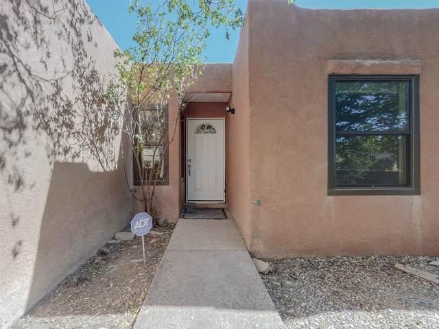 2387 Camino Pintores, Santa Fe, NM 87505 (MLS #202104569) :: The Very Best of Santa Fe