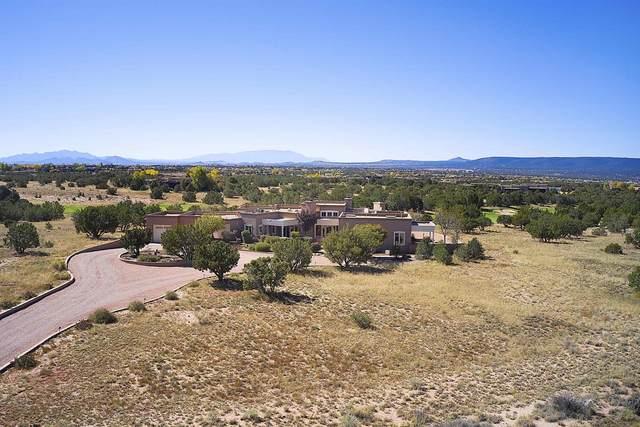 64 Amberwood Loop, Santa Fe, NM 87506 (MLS #202104628) :: Neil Lyon Group | Sotheby's International Realty