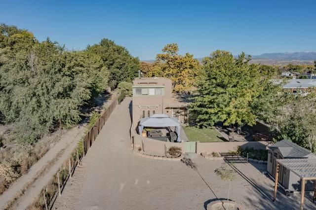 692 A Cr001, Hernandez, NM 87537 (MLS #202104643) :: Stephanie Hamilton Real Estate