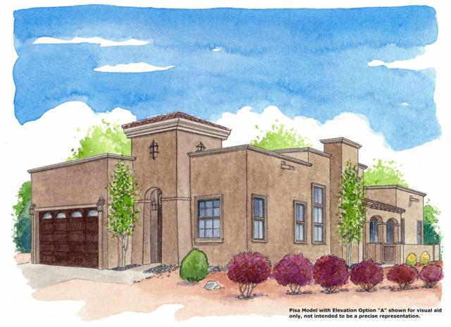 3163 Viale Tresana Lot 60, Santa Fe, NM 87505 (MLS #201505331) :: The Desmond Group