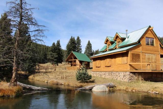 T 5A, 5B & 6A North Star Ranch, Chama, NM 87520 (MLS #201704921) :: DeVito & Desmond