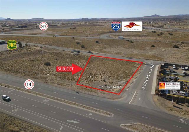 9 Forest Lane, Santa Fe, NM 87508 (MLS #201800145) :: The Desmond Group