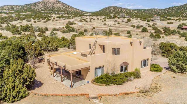 60 Vaquero Road, Santa Fe, NM 87508 (MLS #201801285) :: The Desmond Group
