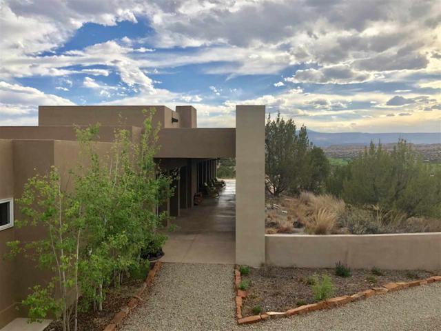 64 Rancho De San Juan, Ojo Caliente, NM 87549 (MLS #201801915) :: The Desmond Group