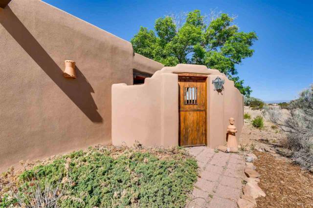 10 Dulce Rd, Santa Fe, NM 87508 (MLS #201802132) :: The Very Best of Santa Fe