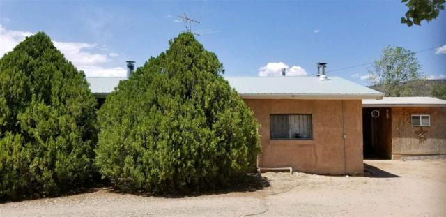 14 County Road 35, Velarde, NM 87582 (MLS #201803061) :: The Bigelow Team / Realty One of New Mexico