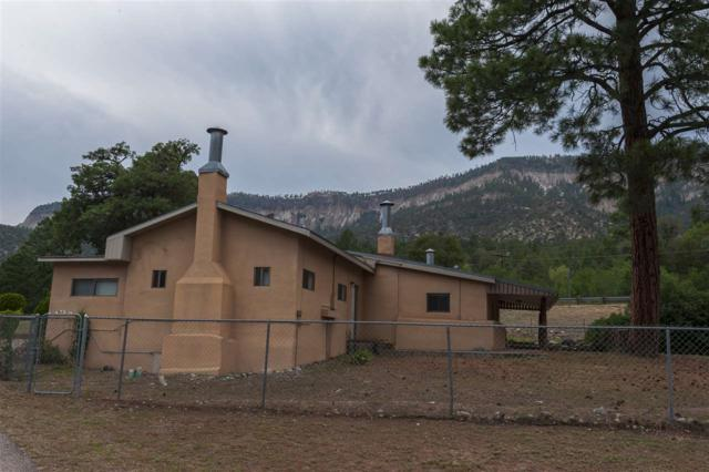 15 South Lourdes Drive, Jemez Springs, NM 87025 (MLS #201804190) :: The Desmond Group