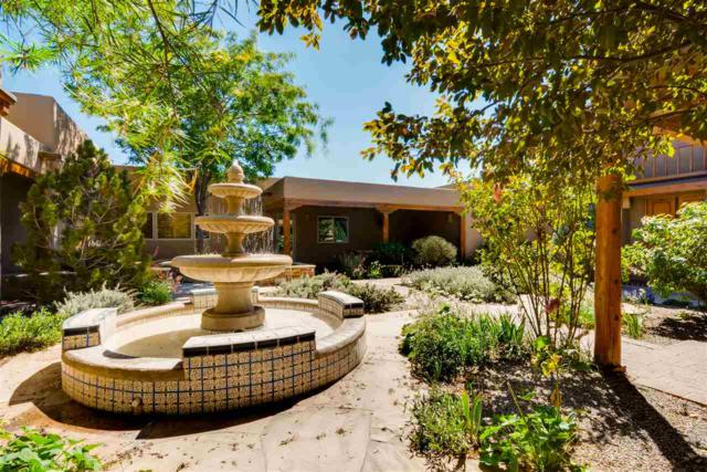 8 Silver Saddle, Lamy, NM 87540 (MLS #201804319) :: The Very Best of Santa Fe