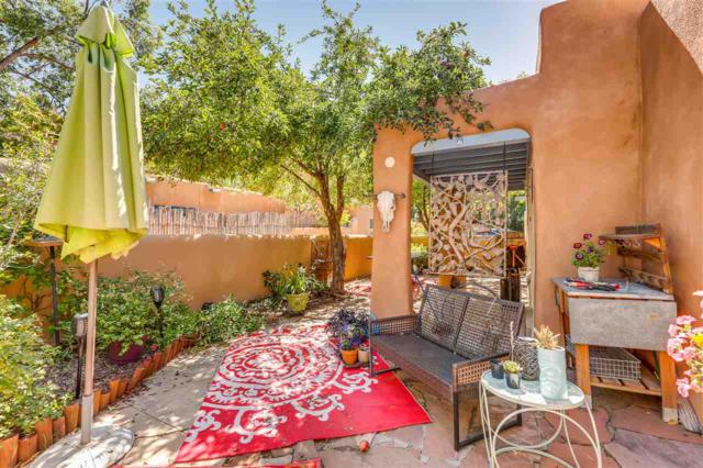 512 Acequia Madre, Santa Fe, NM 87505 (MLS #201804463) :: The Very Best of Santa Fe
