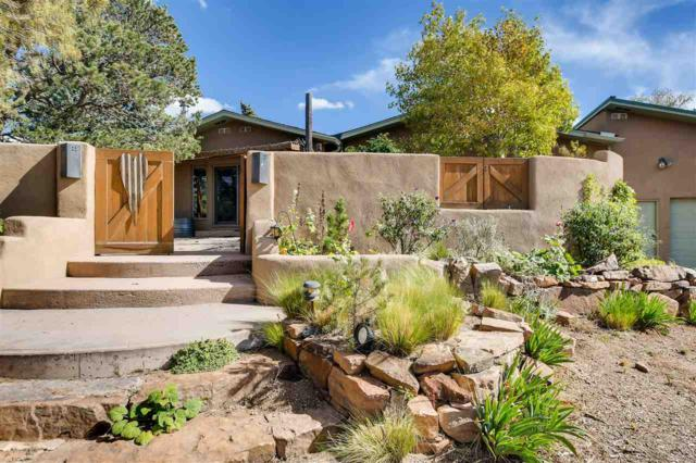 148 W Zia, Santa Fe, NM 87505 (MLS #201804774) :: The Desmond Group