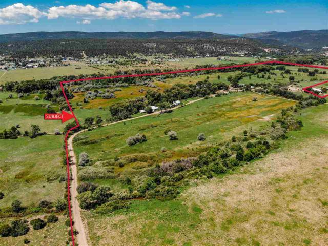 37 Willow Lane - Home Place Ranch, Las Vegas, NM 87701 (MLS #201805167) :: The Desmond Group