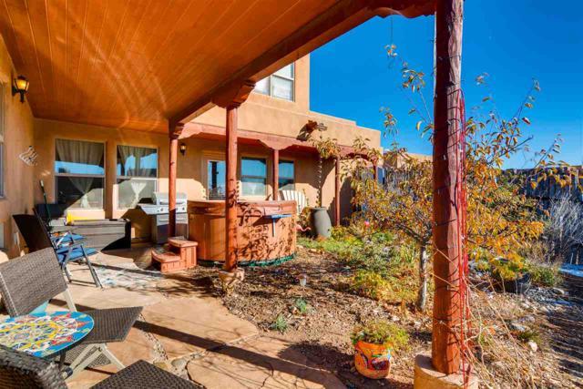 6739 Camino Carlita, Santa Fe, NM 87507 (MLS #201805385) :: The Desmond Group