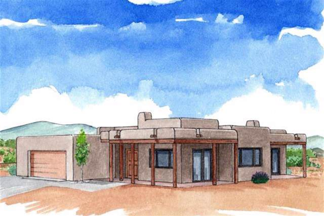 6 Colinas Del Sol, Lamy, NM 87540 (MLS #201805522) :: The Very Best of Santa Fe