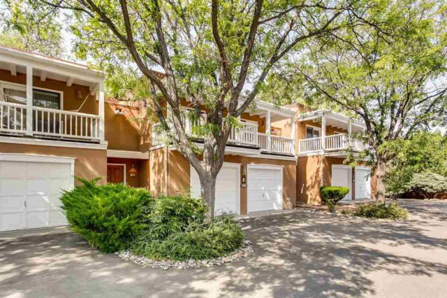 624 E Alameda #16, Santa Fe, NM 87501 (MLS #201900108) :: The Very Best of Santa Fe