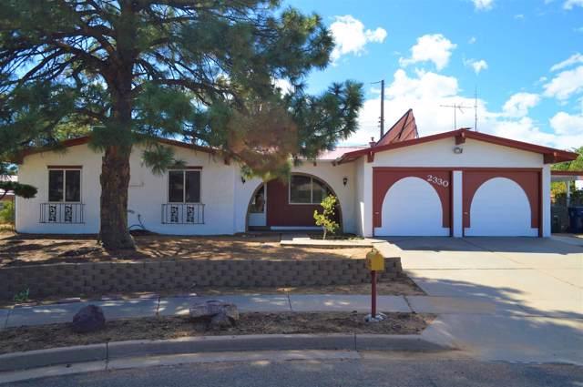 2330 Calle Baronesa, Santa Fe, NM 87507 (MLS #201900558) :: The Desmond Group