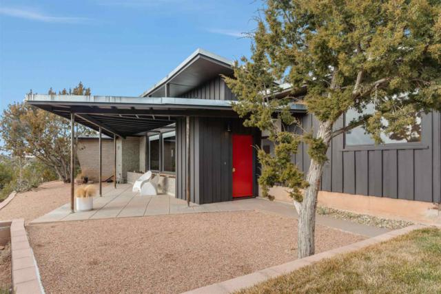 912 Stagecoach Road, Santa Fe, NM 87501 (MLS #201900570) :: The Bigelow Team / Realty One of New Mexico