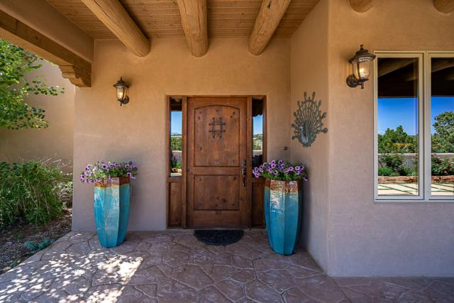 7 Willa Cather, Lamy, NM 87540 (MLS #201901347) :: The Desmond Group