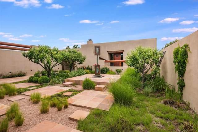 18 Vista Hermosa, Santa Fe, NM 87506 (MLS #201901530) :: The Desmond Hamilton Group
