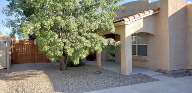 6865 Camino Rojo, Santa Fe, NM 87507 (MLS #201901607) :: The Desmond Group