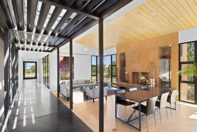 14 Brahma Lane, Santa Fe, NM 87506 (MLS #201902218) :: Summit Group Real Estate Professionals