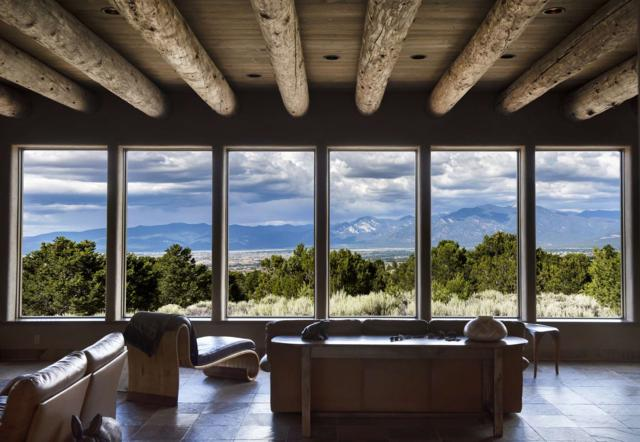 3893 State Road 68 Lower Ranchitos, Ranchos De Taos, NM 87557 (MLS #201903047) :: The Desmond Group