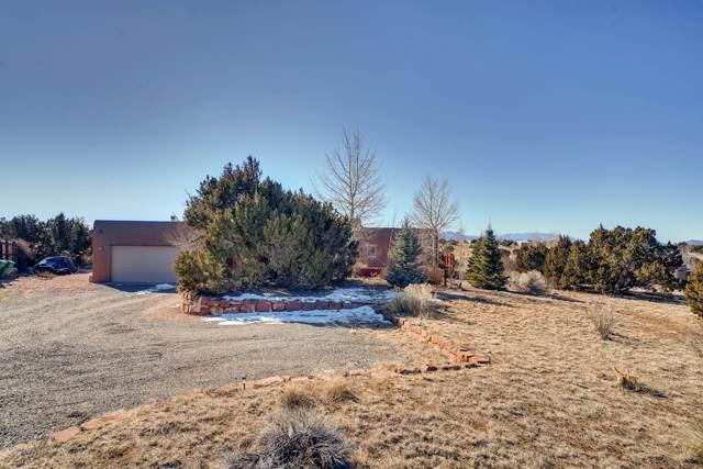 39 Azul Loop, Santa Fe, NM 87508 (MLS #202000224) :: Berkshire Hathaway HomeServices Santa Fe Real Estate