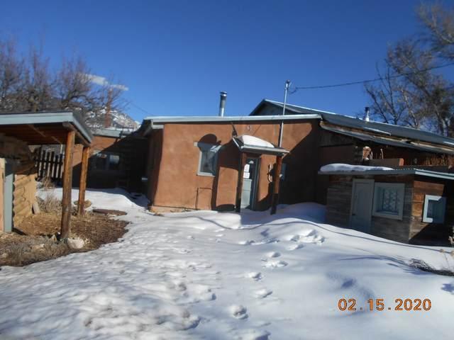 92 Rim Road, El Prado, NM 87514 (MLS #202000464) :: The Very Best of Santa Fe