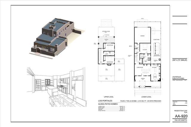 29 Vista Precioso, Santa Fe, NM 87507 (MLS #202000922) :: Stephanie Hamilton Real Estate