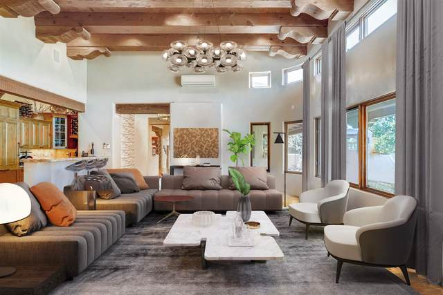 16 Alteza, Santa Fe, NM 87508 (MLS #202001624) :: The Very Best of Santa Fe