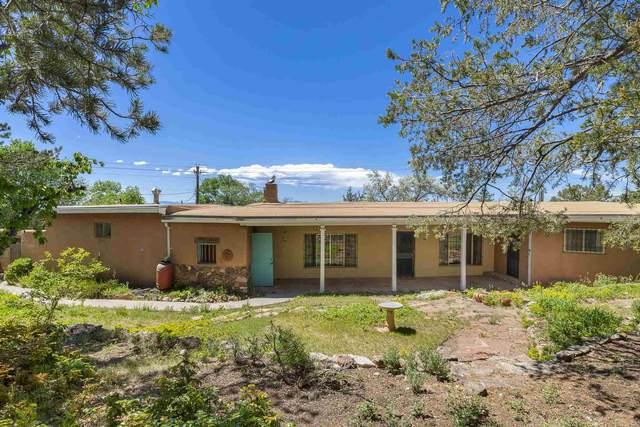 1010 Camino San Acacio, Santa Fe, NM 87505 (MLS #202001766) :: The Desmond Hamilton Group