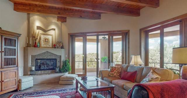 501 Via Canyon, Santa Fe, NM 87506 (MLS #202002261) :: Berkshire Hathaway HomeServices Santa Fe Real Estate