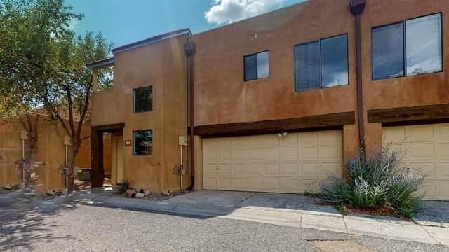 132 Romero #20, Santa Fe, NM 87501 (MLS #202002598) :: Berkshire Hathaway HomeServices Santa Fe Real Estate