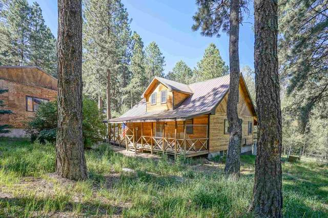 631 Aspen Grove, Jemez Springs, NM 87025 (MLS #202002731) :: Summit Group Real Estate Professionals