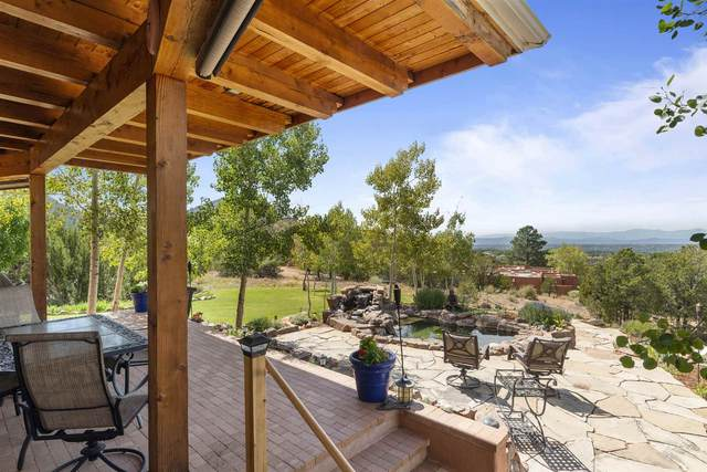 1500 Wilderness Gate Rd, Santa Fe, NM 87505 (MLS #202003848) :: Stephanie Hamilton Real Estate