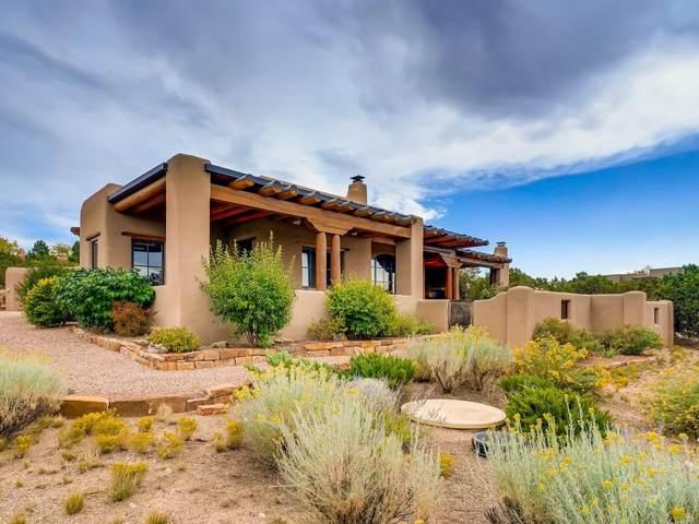 32 Blazing Star, Santa Fe, NM 87506 (MLS #202003964) :: Summit Group Real Estate Professionals