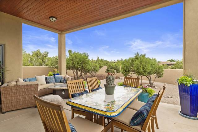9 Via Diamante, Santa Fe, NM 87506 (MLS #202004541) :: Stephanie Hamilton Real Estate