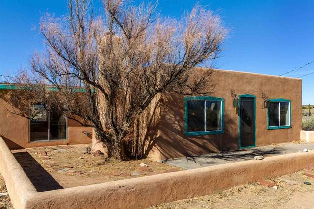 3825 State Highway 14, Santa Fe, NM 87508 (MLS #202004793) :: Neil Lyon Group | Sotheby's International Realty