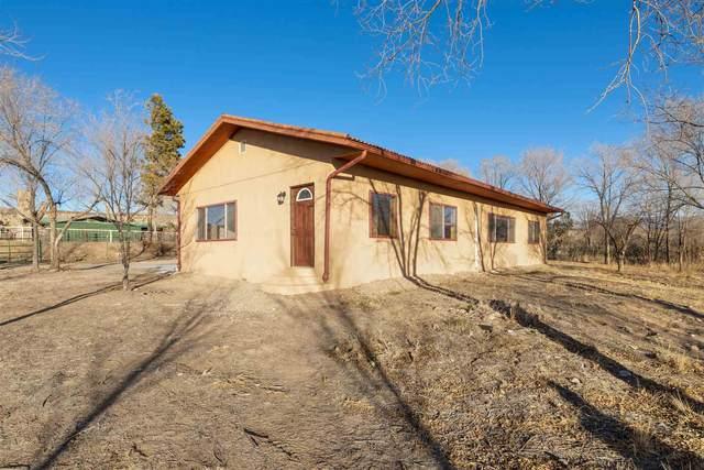 416 B County Road 87, Chimayo, NM 87522 (MLS #202004936) :: Stephanie Hamilton Real Estate