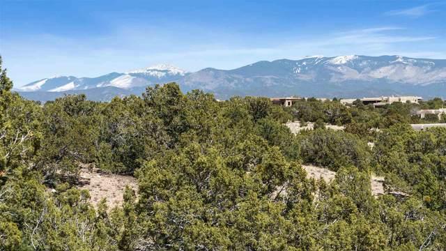 41 Parkside, Lot 16, Santa Fe, NM 87506 (MLS #202101431) :: The Very Best of Santa Fe