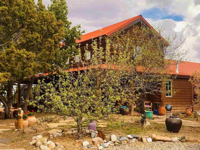 5 & 7A Zonie Way, Santa Fe, NM 87505 (MLS #202101856) :: Summit Group Real Estate Professionals
