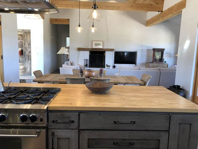 21 Cattle Drive, Lamy, NM 87540 (MLS #202102022) :: Summit Group Real Estate Professionals