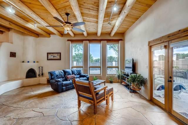 66 Cielo De Oro, Santa Fe, NM 87508 (MLS #202102118) :: Neil Lyon Group   Sotheby's International Realty