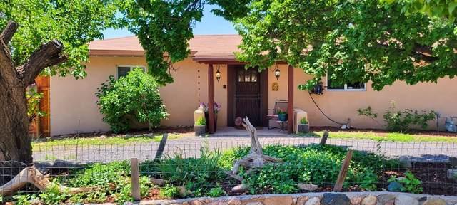 51 Shining Sun North, Santa Fe, NM 87506 (MLS #202103138) :: Neil Lyon Group | Sotheby's International Realty