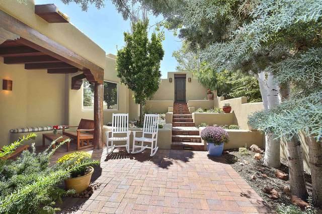 1519 Bent Hill, Santa Fe, NM 87501 (MLS #202104059) :: The Very Best of Santa Fe